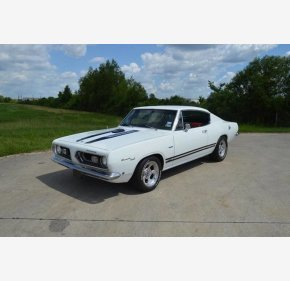 1968 Plymouth Barracuda for sale 101344683