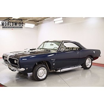 1968 Plymouth Barracuda for sale 101362186