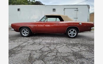 1968 Plymouth Barracuda for sale 101611047