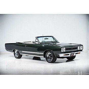 1968 Plymouth GTX for sale 101112320