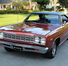 1968 Plymouth Satellite for sale 101117723