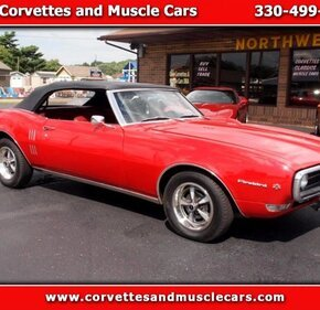 1968 Pontiac Firebird Convertible for sale 101016817