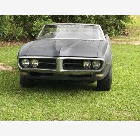 1968 Pontiac Firebird for sale 101061962