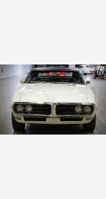 1968 Pontiac Firebird for sale 101121490