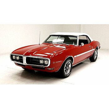 1968 Pontiac Firebird for sale 101182899