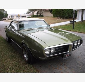 1968 Pontiac Firebird for sale 101350040