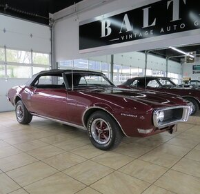1968 Pontiac Firebird for sale 101388128