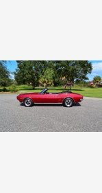1968 Pontiac Firebird Convertible for sale 101405612