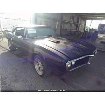 1968 Pontiac Firebird for sale 101608322