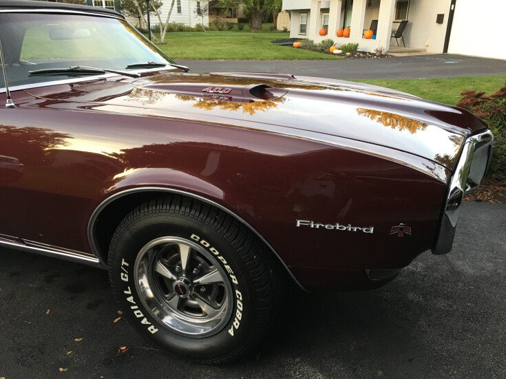 1968 Pontiac Firebird for sale 100951381