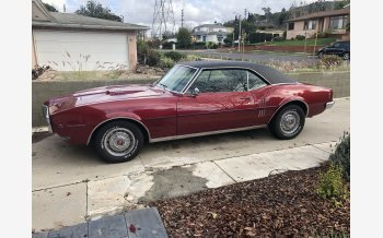 1968 Pontiac Firebird Coupe for sale 101090864