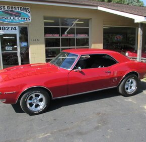 1968 Pontiac Firebird for sale 101211747