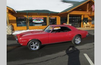1968 Pontiac Firebird for sale 101464132