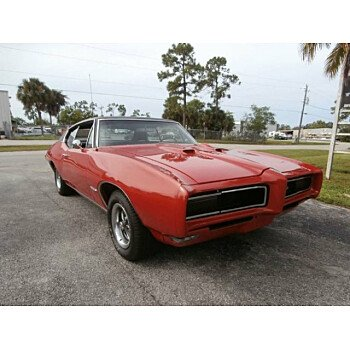 1968 Pontiac GTO for sale 100832582