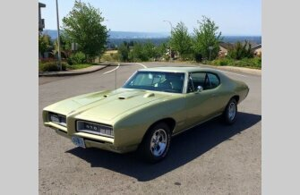1968 Pontiac GTO for sale 100738799