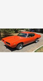 1968 Pontiac GTO for sale 101009703