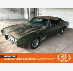 1968 Pontiac GTO for sale 101024509