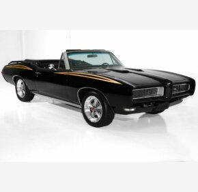 1968 Pontiac GTO for sale 101045019