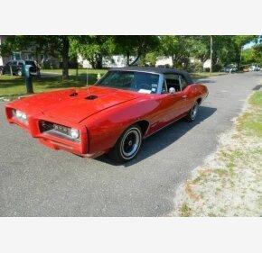1968 Pontiac GTO for sale 101049079