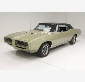 1968 Pontiac GTO for sale 101060794