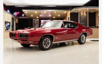 1968 Pontiac GTO for sale 101069652