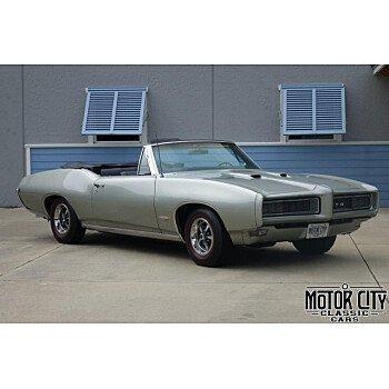 1968 Pontiac GTO for sale 101170077