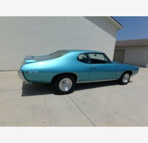 1968 Pontiac GTO for sale 101173599