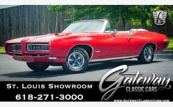 1968 Pontiac GTO for sale 101182401