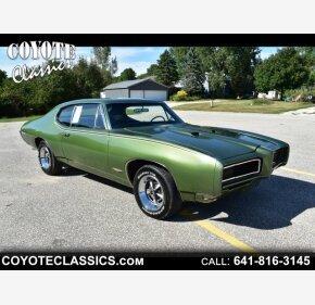 1968 Pontiac GTO for sale 101206291