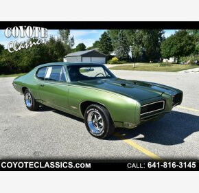 1968 Pontiac GTO for sale 101244279
