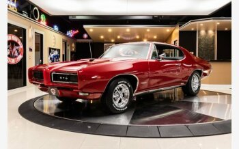 1968 Pontiac GTO for sale 101247241