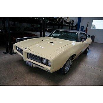 1968 Pontiac GTO for sale 101328981