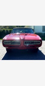 1968 Pontiac GTO for sale 101381624