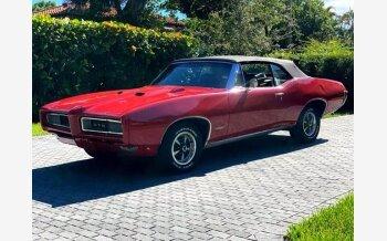 1968 Pontiac GTO for sale 101381624