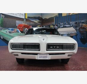 1968 Pontiac GTO for sale 101390590