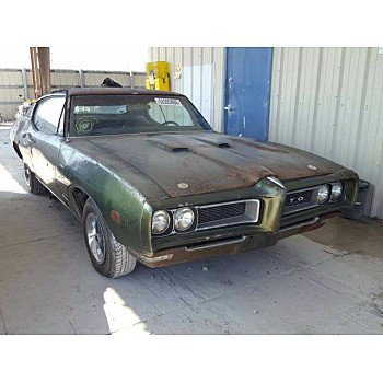 1968 Pontiac GTO for sale 101395541