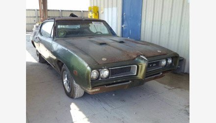 1968 Pontiac GTO for sale 101395541