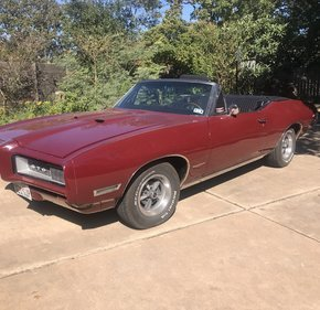 1968 Pontiac GTO for sale 101397976