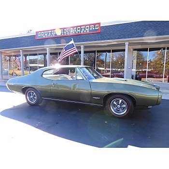1968 Pontiac GTO for sale 101398616
