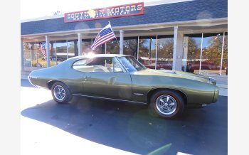 1968 Pontiac GTO for sale 101398616