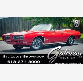 1968 Pontiac GTO for sale 101413590