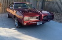 1968 Pontiac GTO for sale 101432294