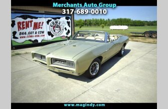 1968 Pontiac GTO for sale 101432562