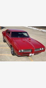 1968 Pontiac GTO for sale 101481425