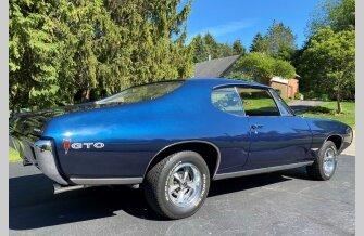 1968 Pontiac GTO for sale 101534778