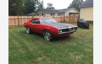1968 Pontiac Le Mans for sale 100828508