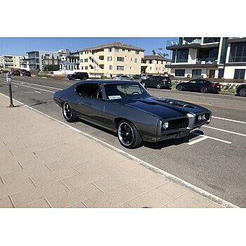 1968 Pontiac Le Mans for sale 101243996