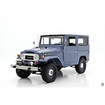 1968 Toyota Land Cruiser for sale 101004207