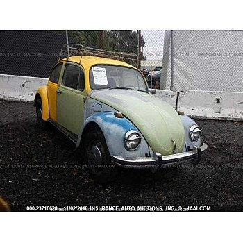 1968 Volkswagen Beetle for sale 101016272