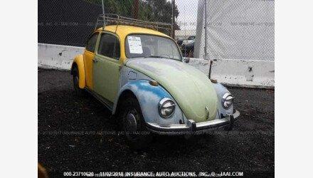 1968 Volkswagen Beetle for sale 101016272